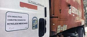 Pemex donó diversos recursos al gobierno de Tlalnepantla