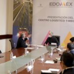 ENCABEZA GOBERNADOR ALFREDO DEL MAZO PRESENTACIÓN DEL PROYECTO DE CONSTRUCCIÓN DEL COMPLEJO T-MEC PARK EN NEXTLALPAN