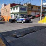 Policía municipal de Naucalpan fue baleado en la colonia San Agustín